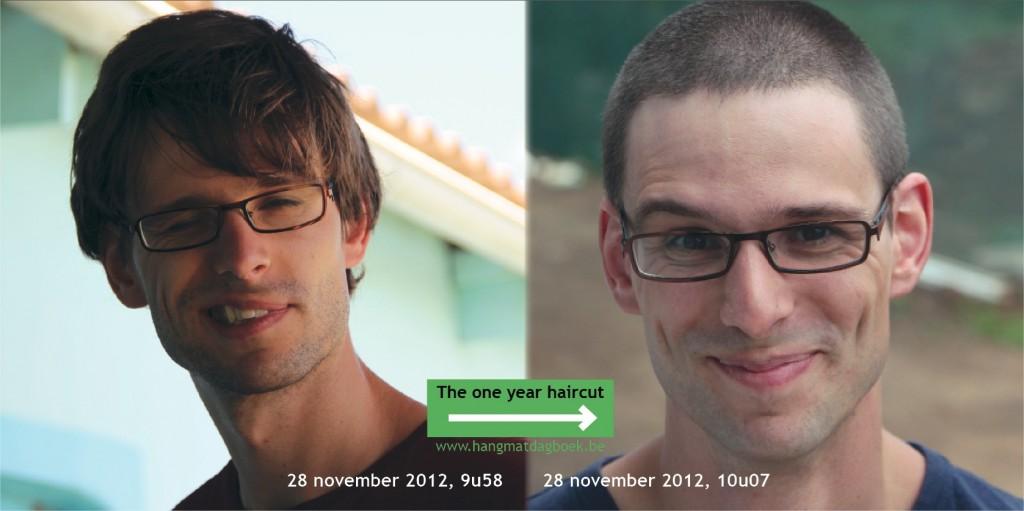 The one year haircut