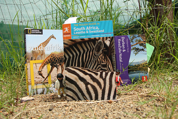 Ken Zuid-Afrika, of koop een reisgids