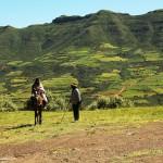 De Basotho in Lesotho spreken Sesotho (echt waar)