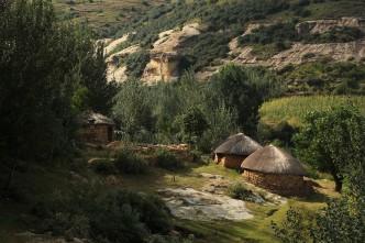 ... en de dorpjes zijn bijna knapper dan de valleien.