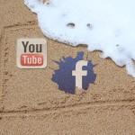 Een knipje in de kabel en de wereld zit zonder facebook