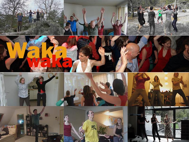 Wakawaka - The perfect Wedding Flashmob