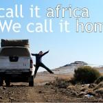 Er kwamen twee Zuid-Afrikanen in de Delhaize