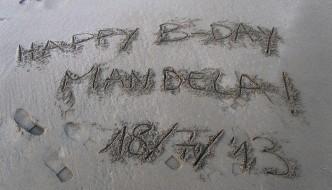 Happy Birthday Mandela