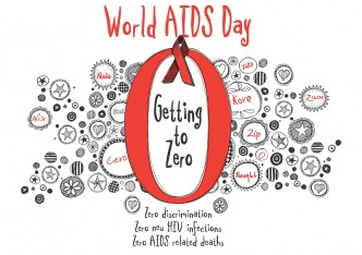 Wereld AIDS-Dag Getting to Zero