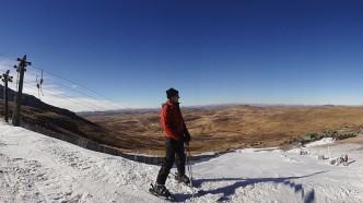 Skien in Afrika
